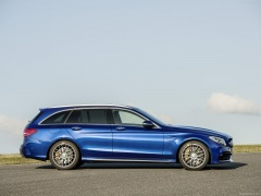 mercedes-benz c63 amg estate pic #129517