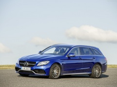 mercedes-benz c63 amg estate pic #129521