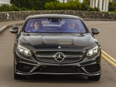 mercedes-benz s550 coupe pic #130833