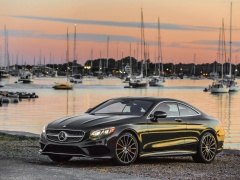 mercedes-benz s550 coupe pic #130862