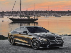 S550 Coupe photo #130866