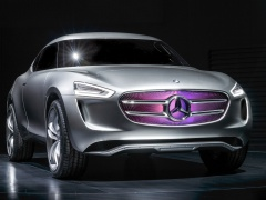 mercedes-benz vision g-code suc pic #132228