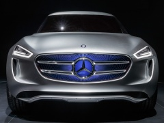 mercedes-benz vision g-code suc pic #132229