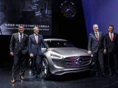 mercedes-benz vision g-code suc pic #132232