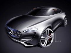 mercedes-benz vision g-code suc pic #132235