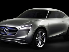mercedes-benz vision g-code suc pic #132240