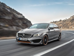 mercedes-benz cla shooting brake pic #133427