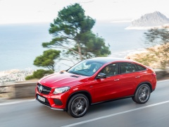 mercedes-benz gle 450 amg pic #134166