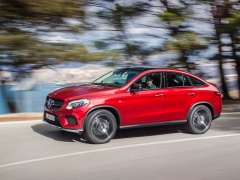 mercedes-benz gle 450 amg pic #134167