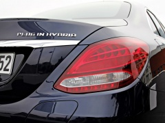 mercedes-benz c350 plug-in hybrid pic #135529