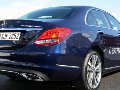 mercedes-benz c350 plug-in hybrid pic #135532