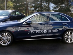 mercedes-benz c350 plug-in hybrid pic #135533