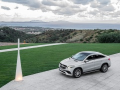 mercedes-benz gle 63 coupe pic #135664