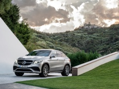 mercedes-benz gle 63 coupe pic #135670