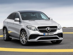 mercedes-benz gle 63 coupe pic #135673