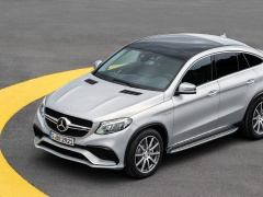 mercedes-benz gle 63 coupe pic #135675