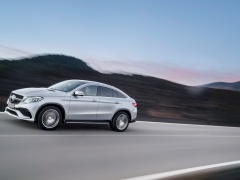 mercedes-benz gle 63 coupe pic #135686