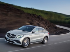 mercedes-benz gle 63 coupe pic #135687