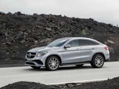 mercedes-benz gle 63 coupe pic #135688