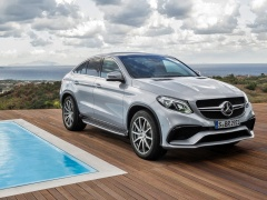Mercedes-Benz GLE 63 Coupe pic