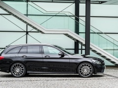 mercedes-benz c450 amg estate pic #135741