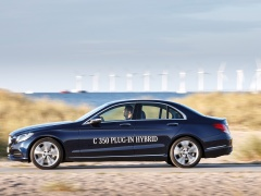 mercedes-benz c350 plug-in hybrid pic #135760
