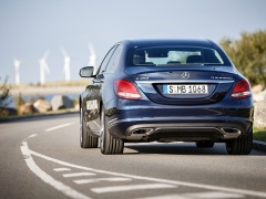 mercedes-benz c350 plug-in hybrid pic #135761