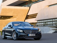 mercedes-benz s65 amg coupe pic #136303