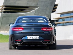 mercedes-benz s65 amg coupe pic #136304