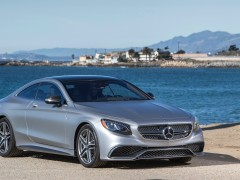 mercedes-benz s65 amg coupe pic #136306
