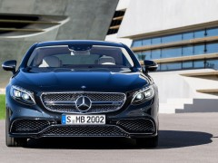 mercedes-benz s65 amg coupe pic #136307
