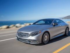 mercedes-benz s65 amg coupe pic #136308