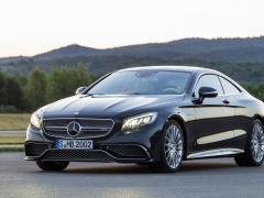 mercedes-benz s65 amg coupe pic #136356