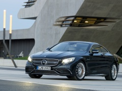 mercedes-benz s65 amg coupe pic #136358