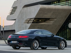 mercedes-benz s65 amg coupe pic #136359