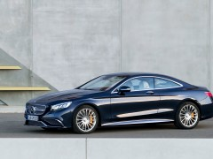 mercedes-benz s65 amg coupe pic #136361