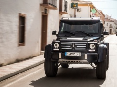 mercedes-benz g500 pic #137121
