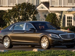 mercedes-benz mercedes-maybach pic #137472