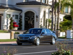 mercedes-benz mercedes-maybach pic #137476