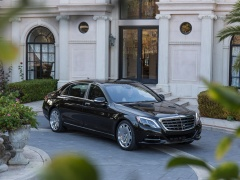 mercedes-benz mercedes-maybach pic #137480