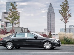 mercedes-benz mercedes-maybach pic #137482