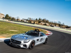 mercedes-benz amg gt s f1 safety car pic #137670