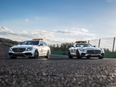 mercedes-benz amg gt s f1 safety car pic #137673