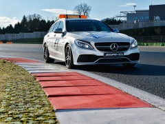 mercedes-benz c63 s amg estate f1 medical car pic #137675