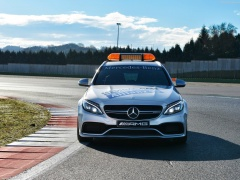 mercedes-benz c63 s amg estate f1 medical car pic #137677