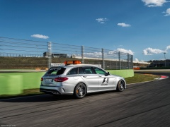 mercedes-benz c63 s amg estate f1 medical car pic #137678