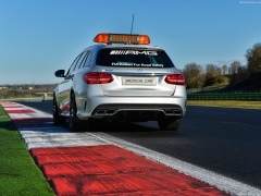 mercedes-benz c63 s amg estate f1 medical car pic #137679