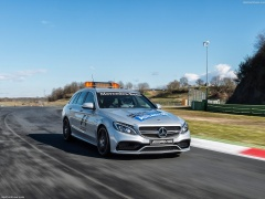 mercedes-benz c63 s amg estate f1 medical car pic #137681