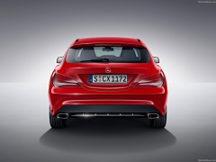 mercedes-benz cla shooting brake pic #137684