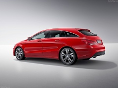 mercedes-benz cla shooting brake pic #137686